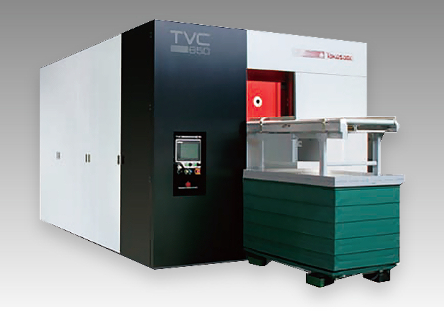 Vacuum Carburizing Device / TVC