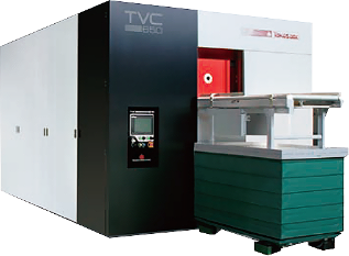 Vacuum Degreasing Machine / TVD